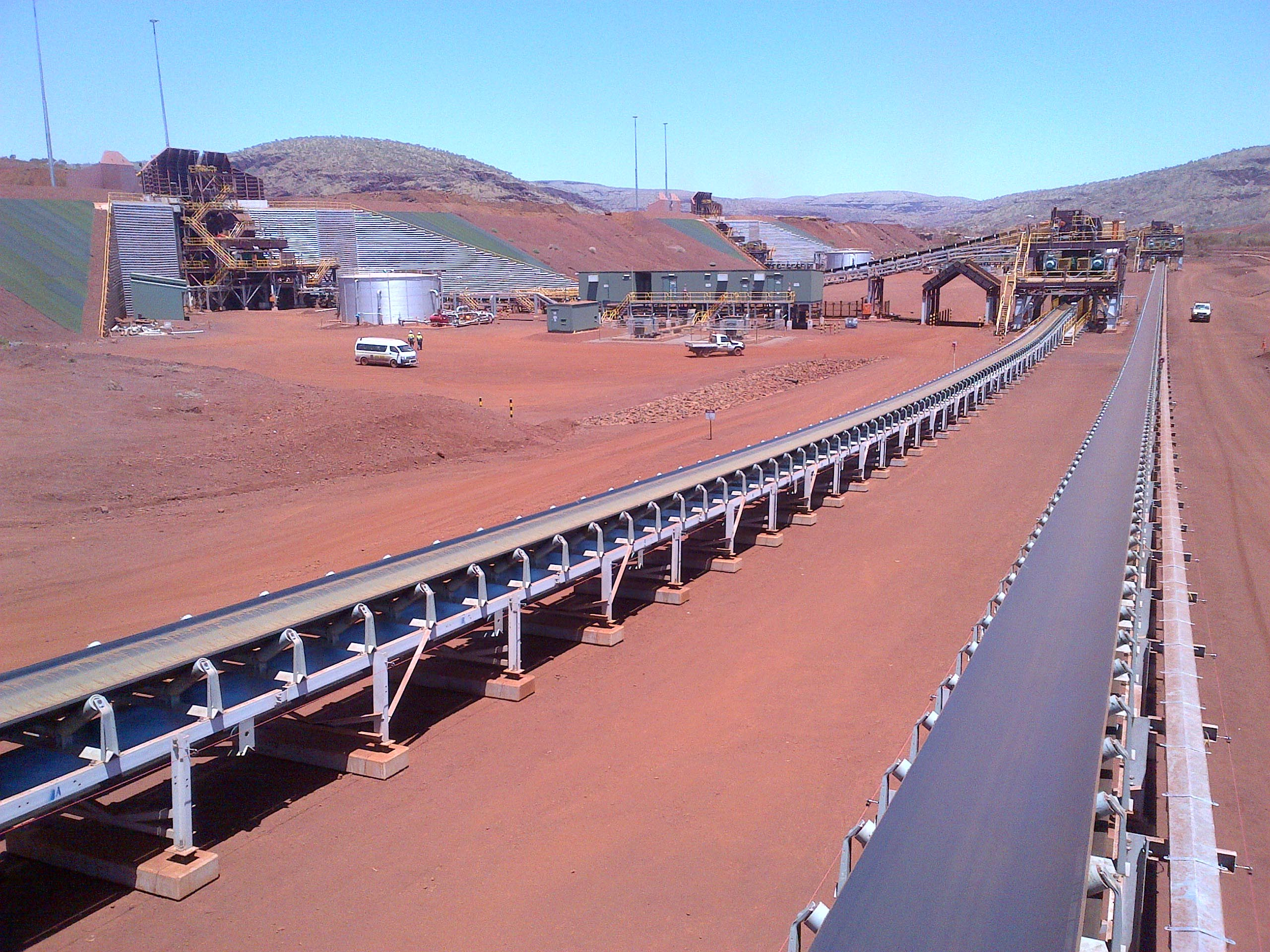 Solomon Kings Valley Overland Conveyors