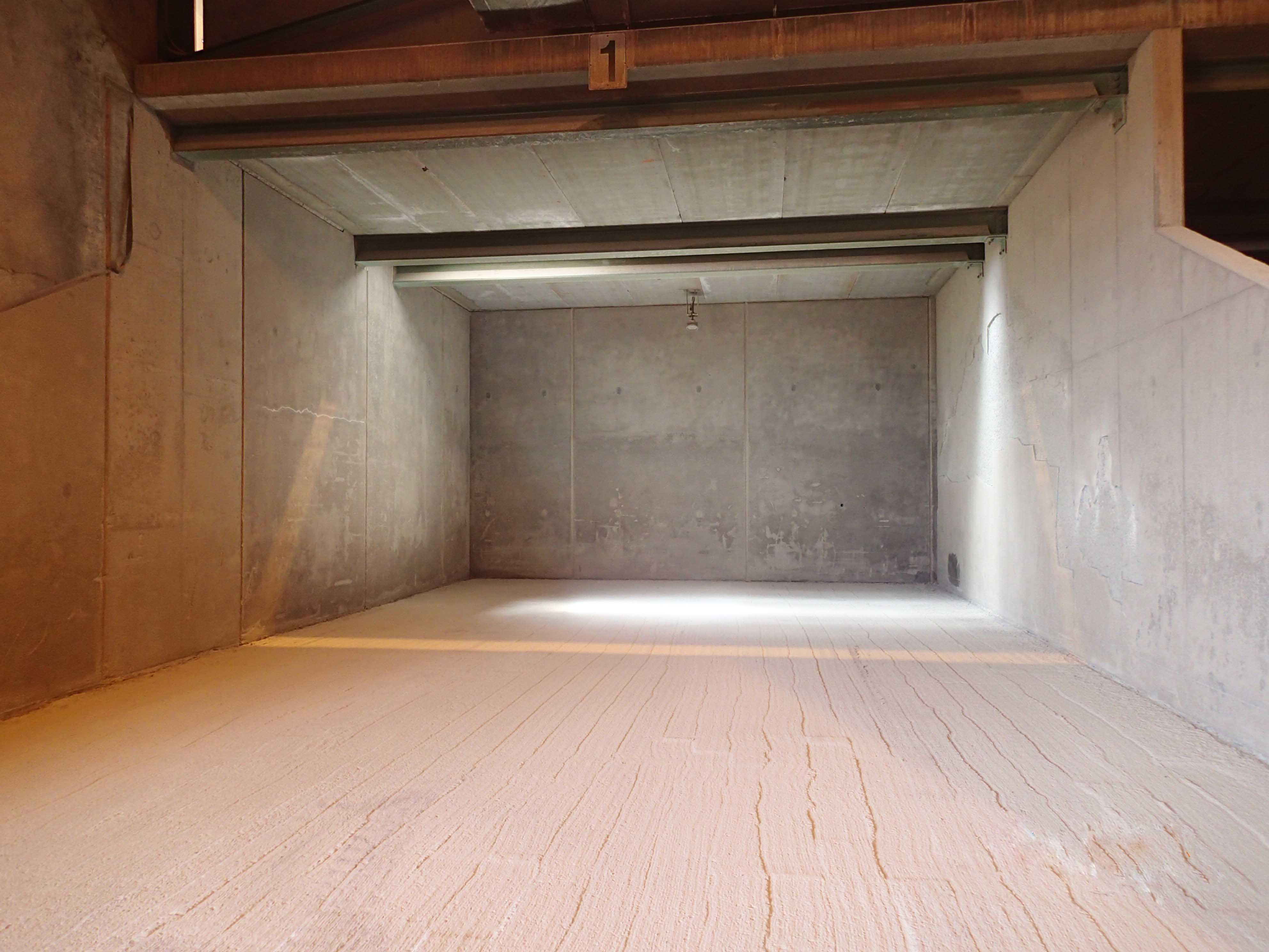 AN Storage Facility Concrete Remediation & Coating