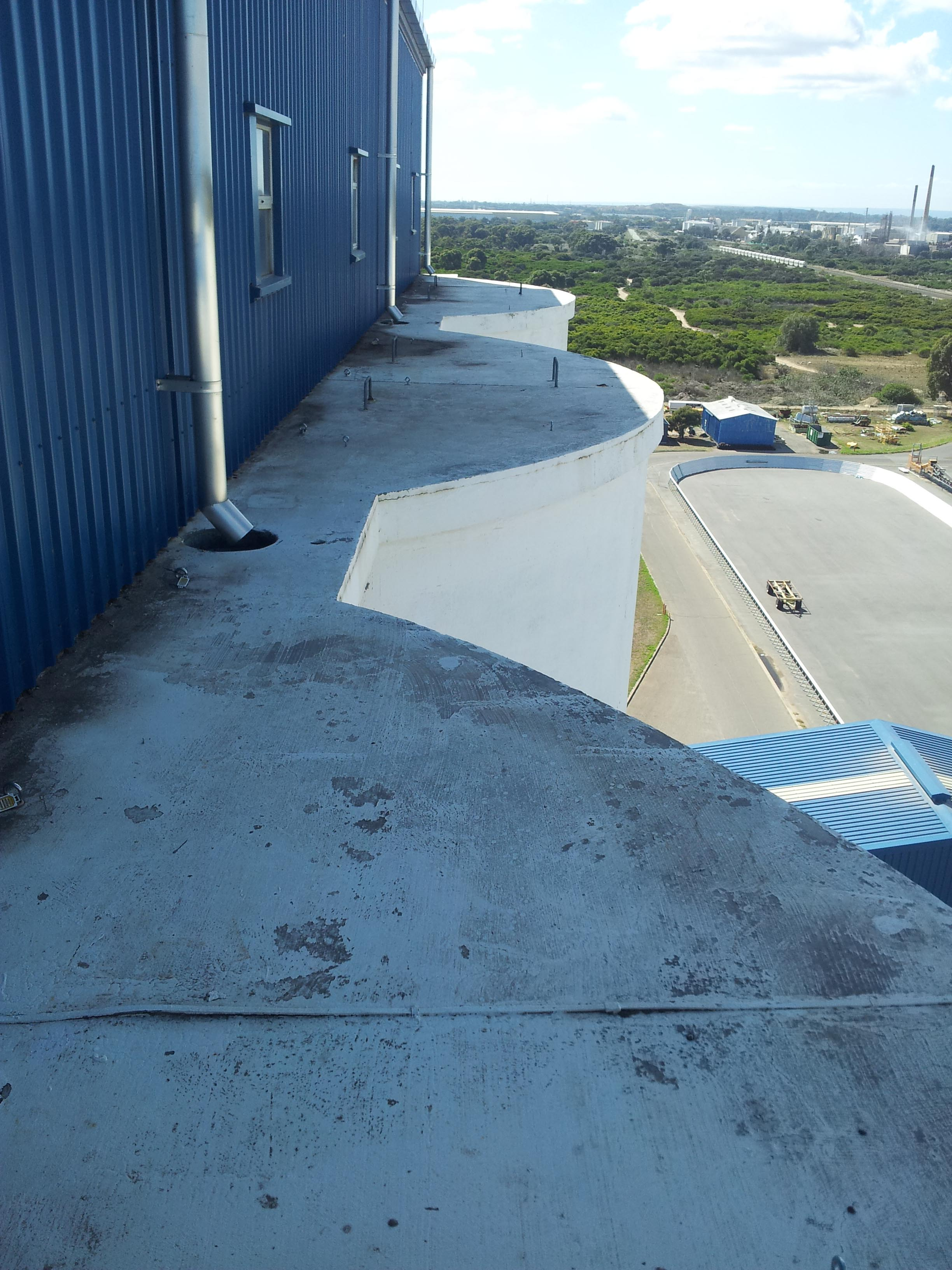 CBH Kwinana Grain Terminal Repairs