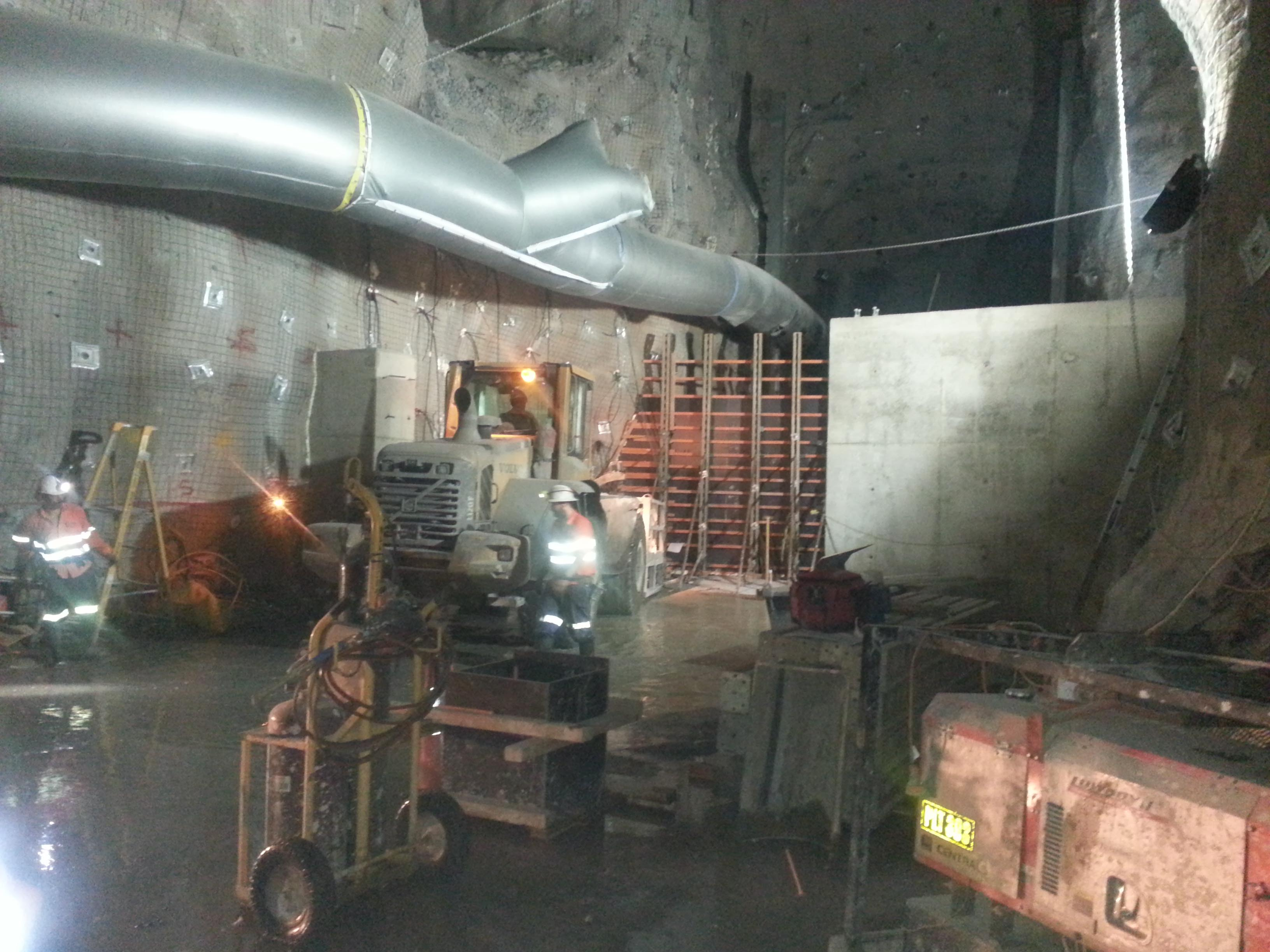 Ernest Henry Mine Underground Crusher & Handling