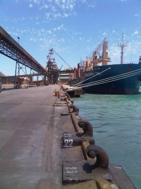 Geraldton Port Facility