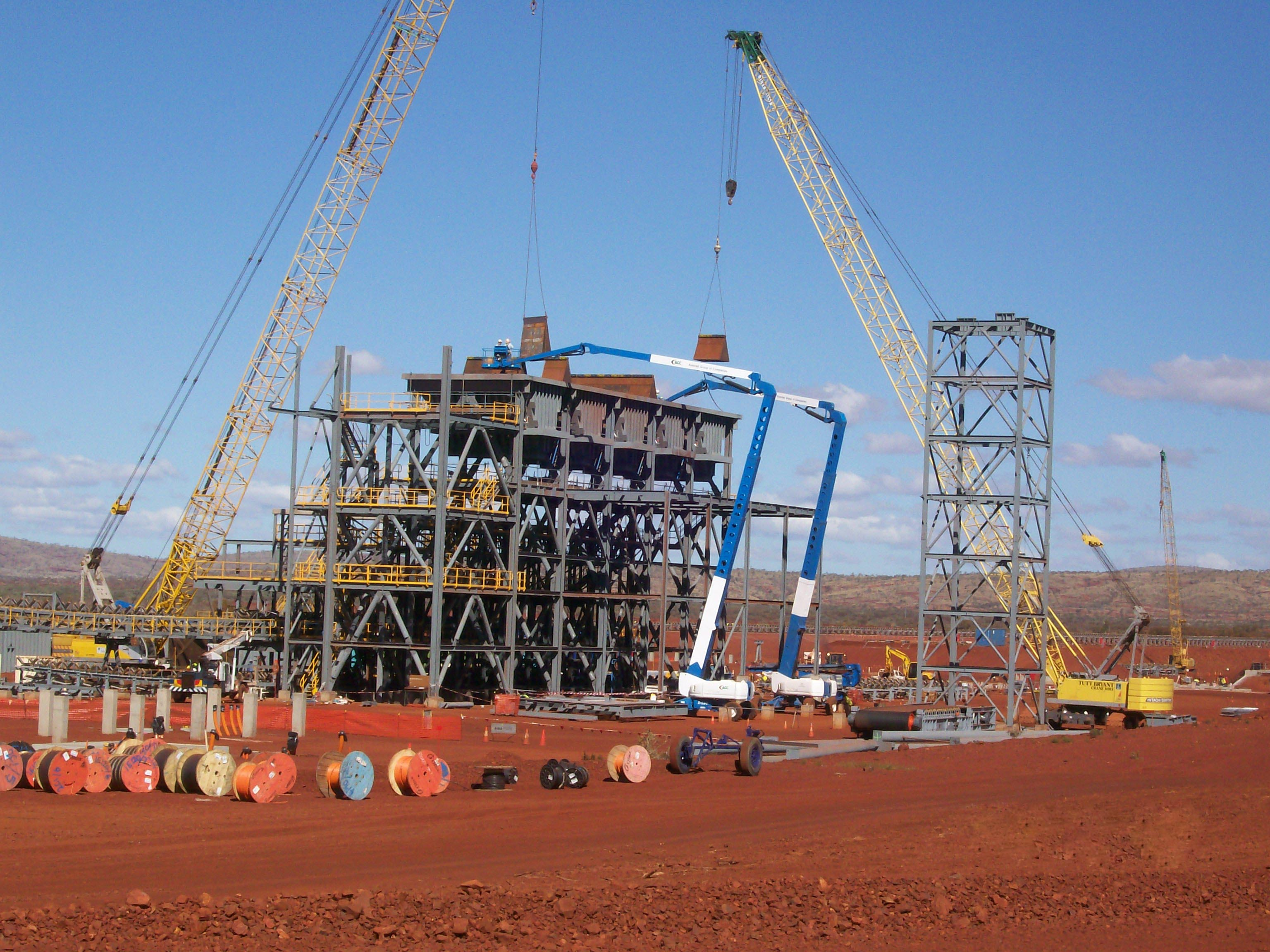 Hope Downs  Iron Ore Project